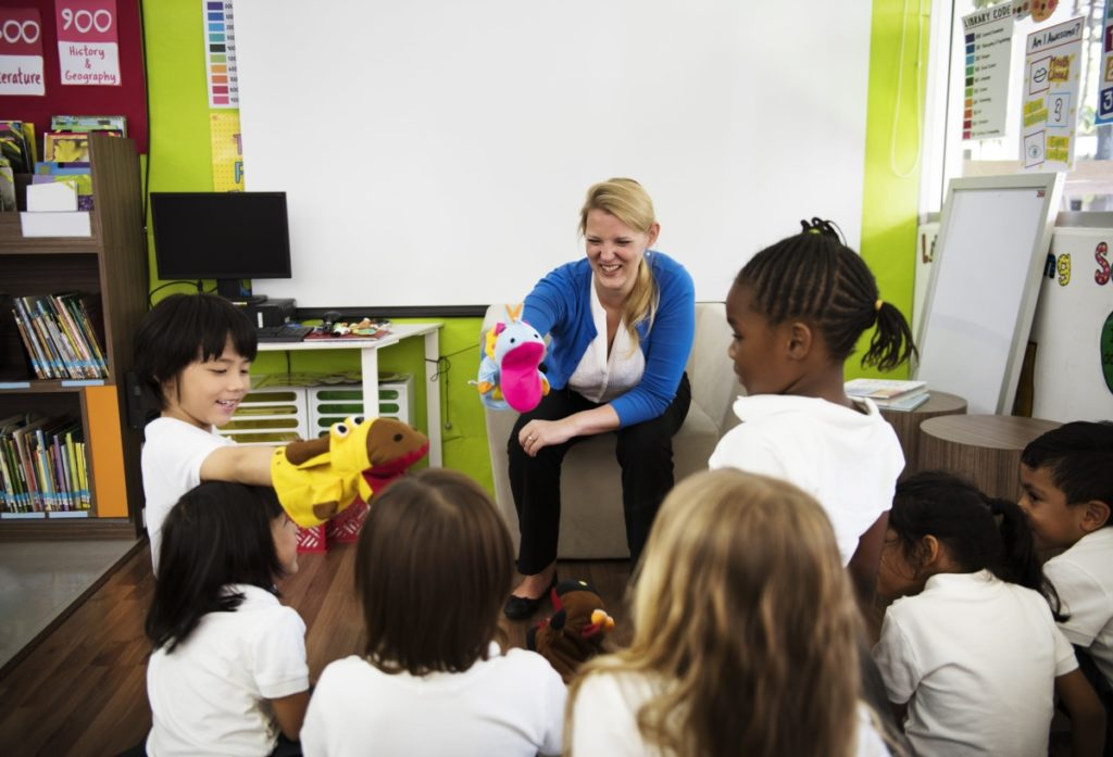 Types fof early learning schools